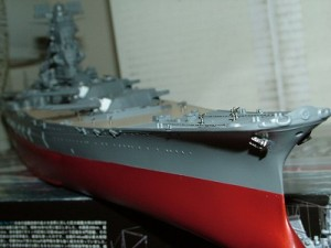 錨と25ミリ単装機銃